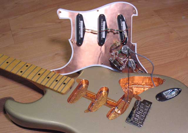Grounding the pots on Strat. Is it really necessary if... | The ...